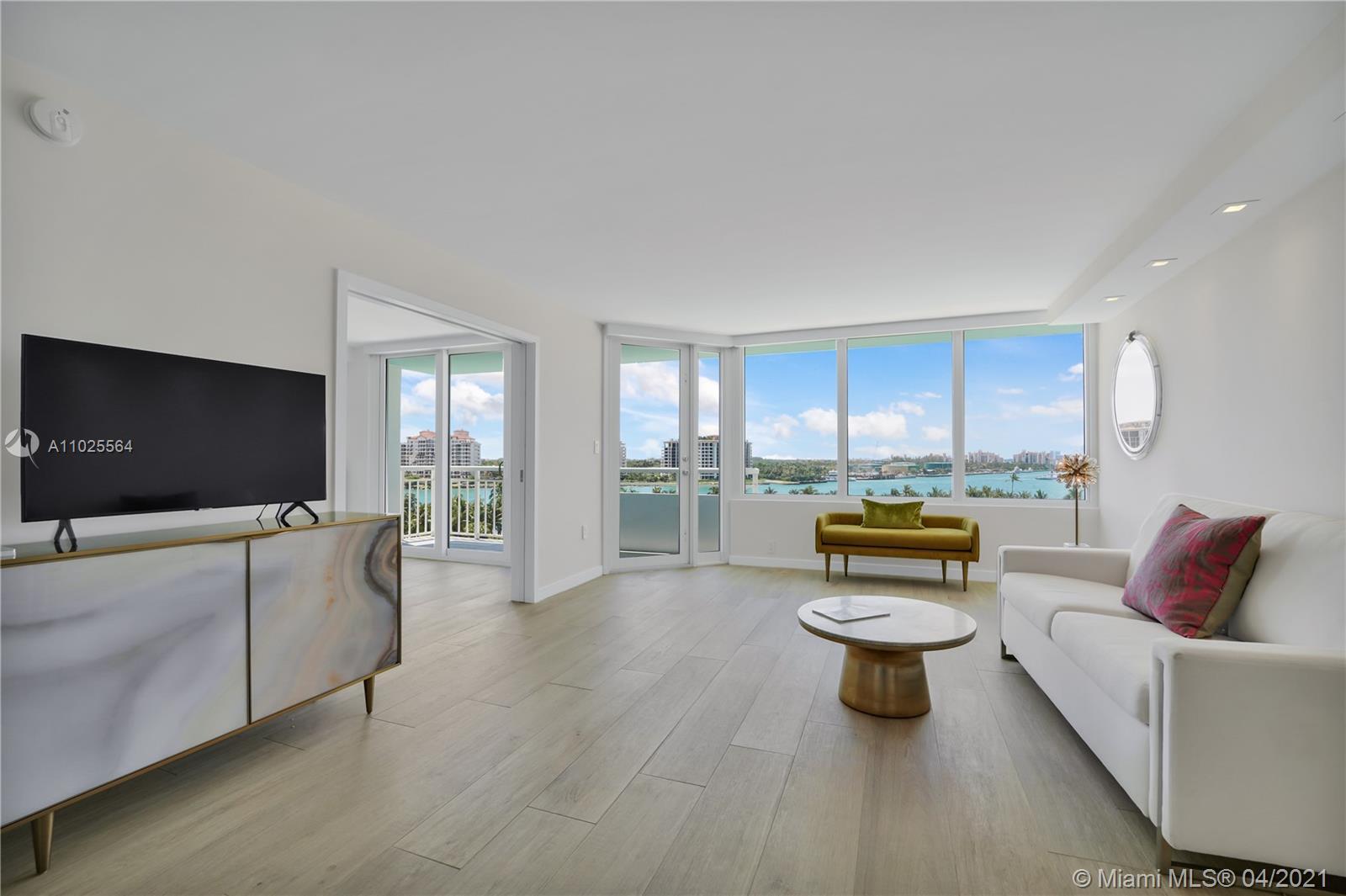 South Pointe Tower #707 - 400 S Pointe Dr #707, Miami Beach, FL 33139