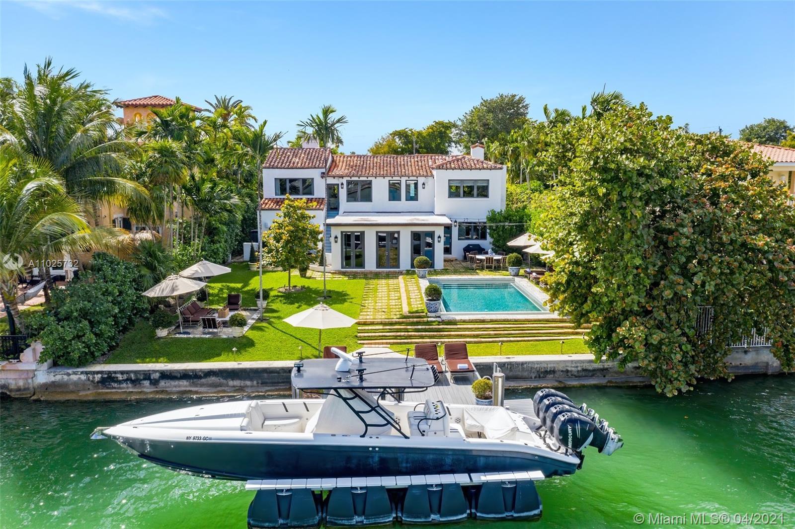 Beach View - 5955 Pine Tree Dr, Miami Beach, FL 33140