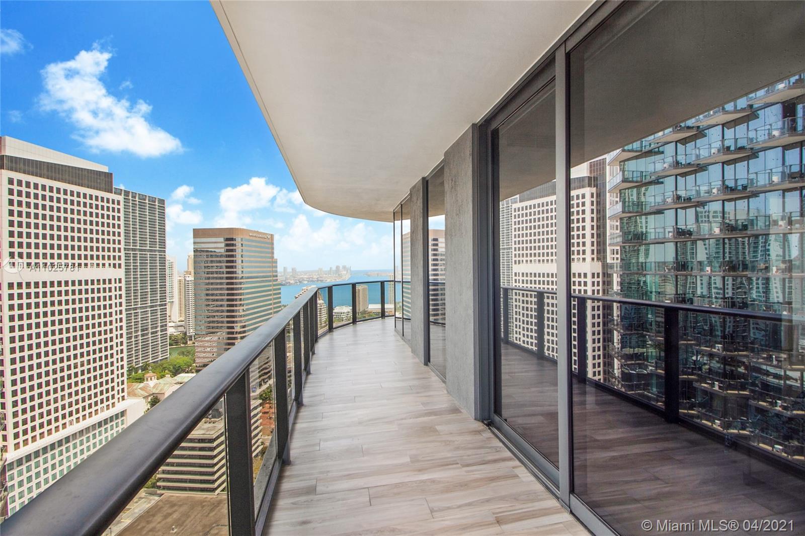 SLS Lux Brickell #3305 - 801 S Miami Ave #3305, Miami, FL 33130