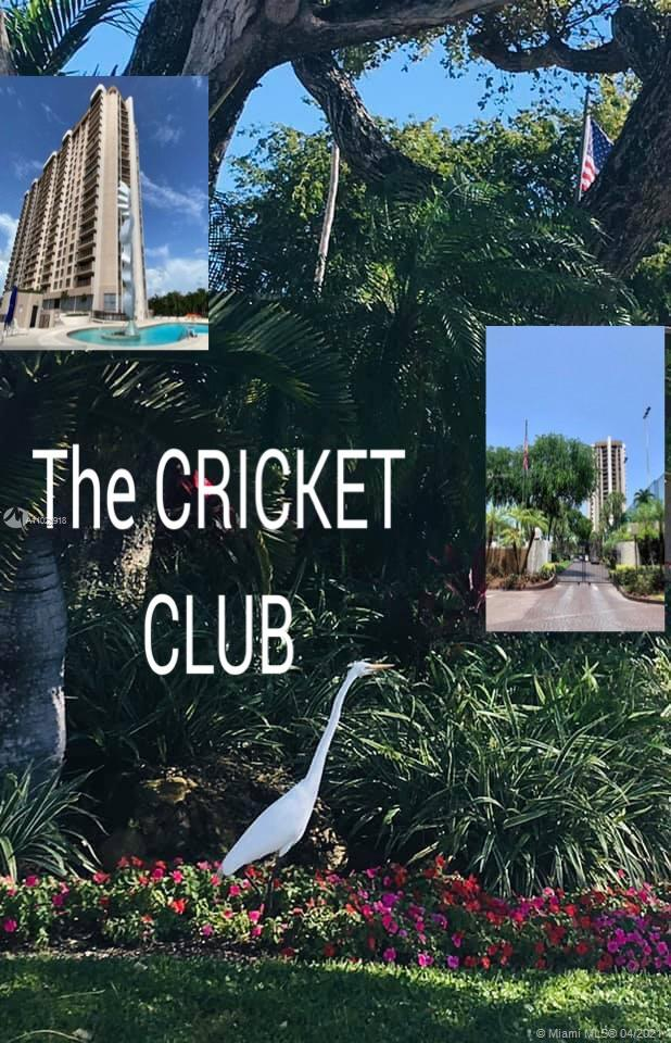 Cricket Club #1408 - 1800 NE 114th St #1408, Miami, FL 33181