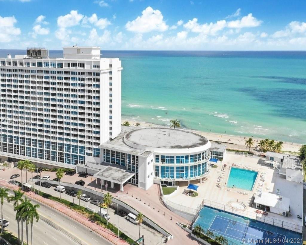 Castle Beach Club #1602 - 5445 Collins Ave #1602, Miami Beach, FL 33140