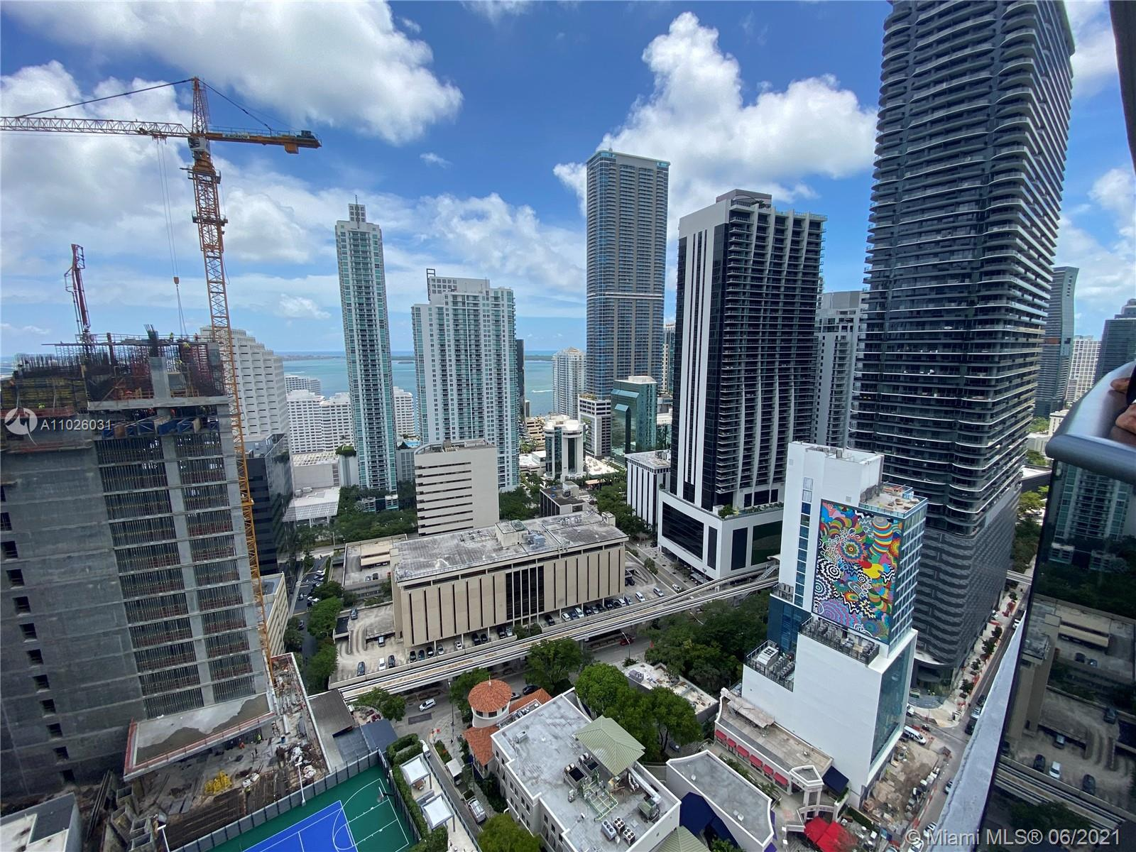 Brickell Heights East Tower #3102 - 45 SW 9th St #3102, Miami, FL 33130