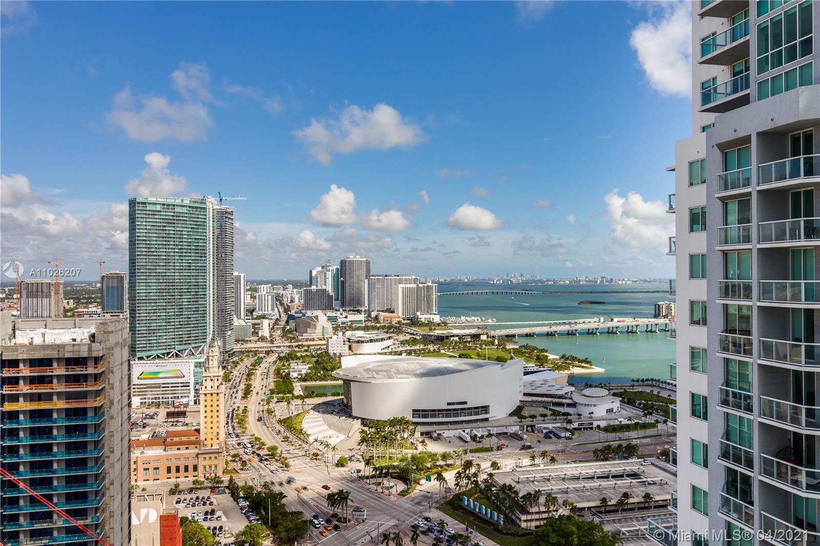 Vizcayne Two #3702 - 253 NE 2nd St #3702, Miami, FL 33132