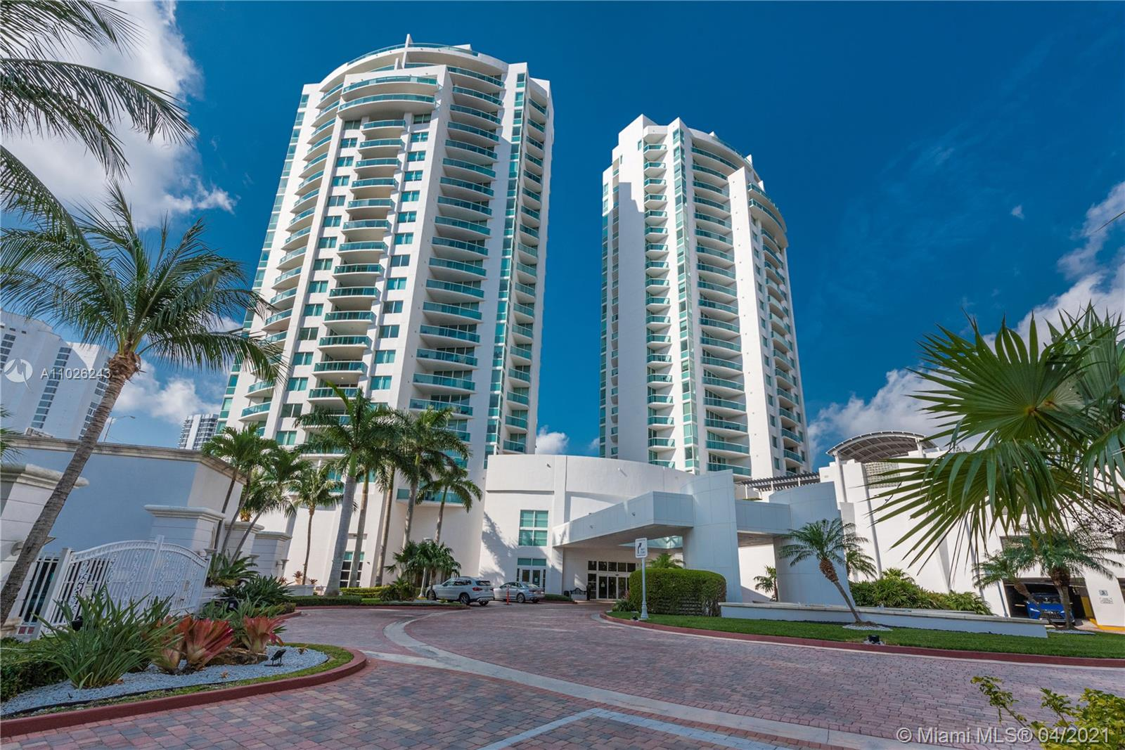 The Parc at Turnberry #1021 - 19400 Turnberry Way #1021, Aventura, FL 33180