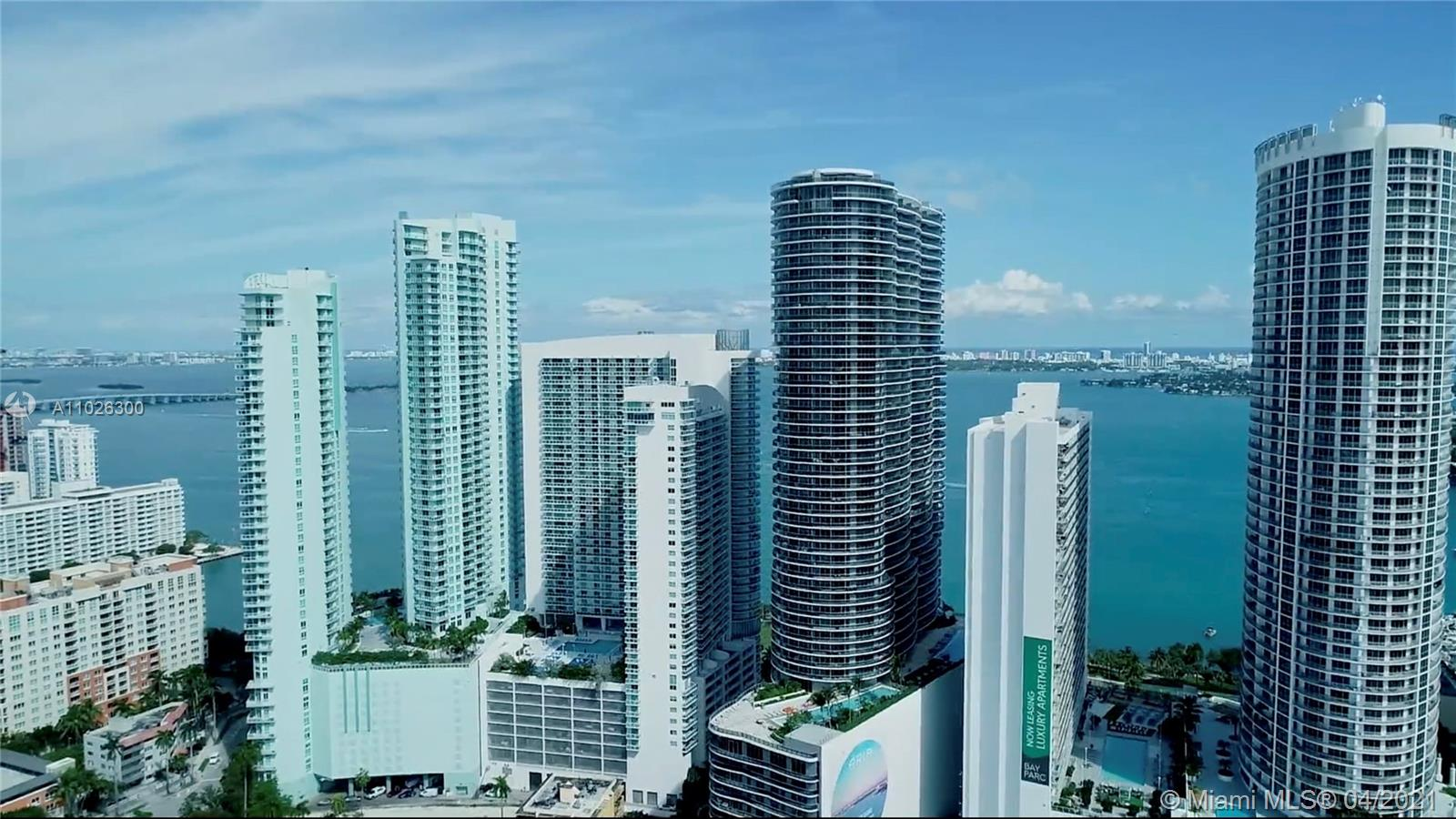 Quantum on the Bay #3119 - 1900 N Bayshore Dr #3119, Miami, FL 33132
