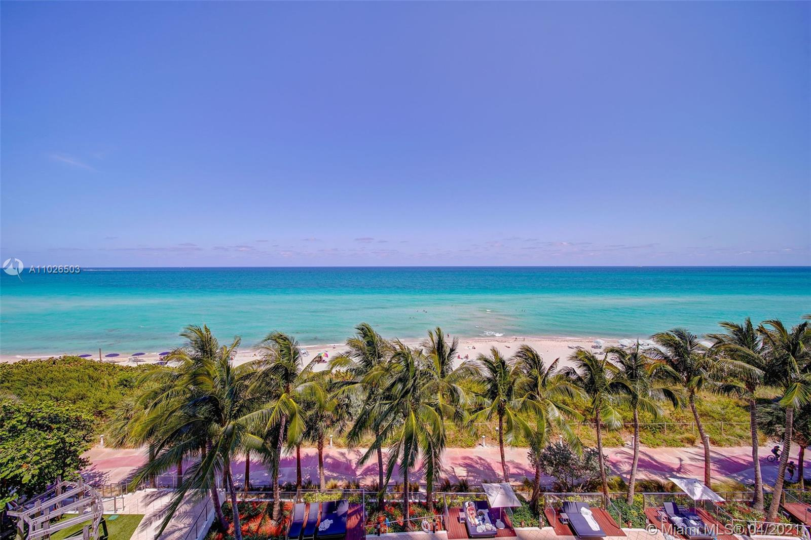 Carillon North Tower #602 - 6899 Collins Ave #602, Miami Beach, FL 33141