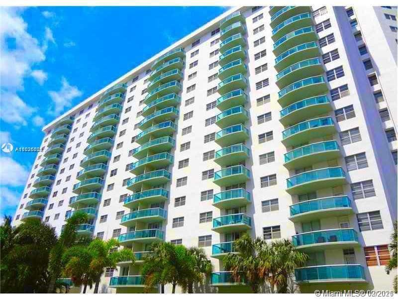 Ocean View B #1216 - 19380 Collins Ave #1216, Sunny Isles Beach, FL 33160