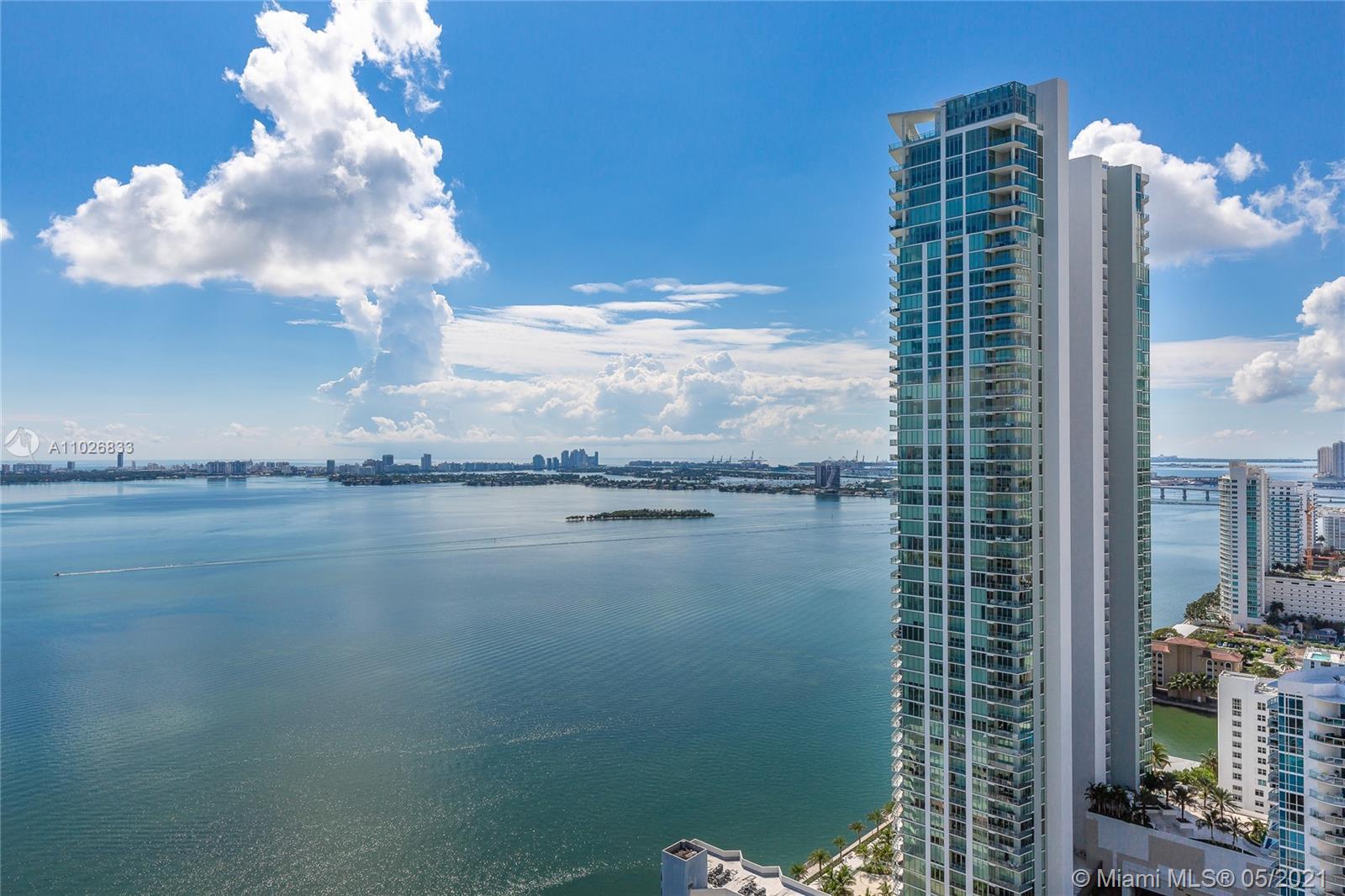 Paraiso Bay #3501 - 650 NE 32 St #3501, Miami, FL 33137