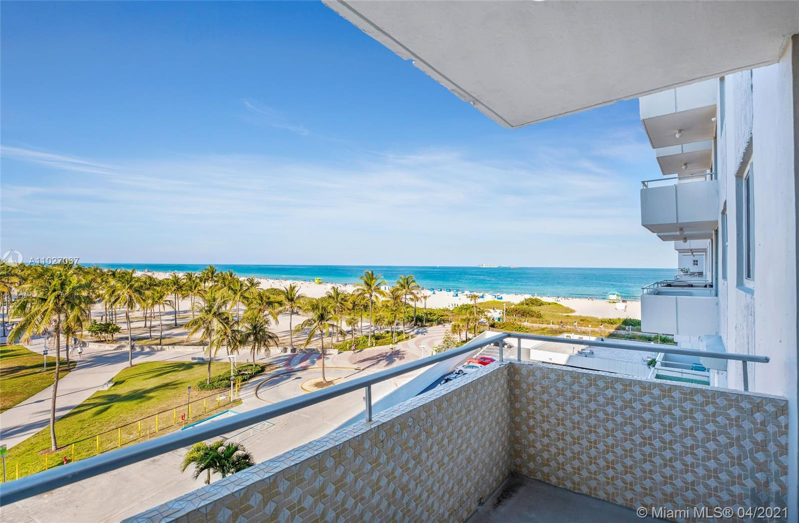 Royal Atlantic #623 - 465 Ocean Dr #623, Miami Beach, FL 33139