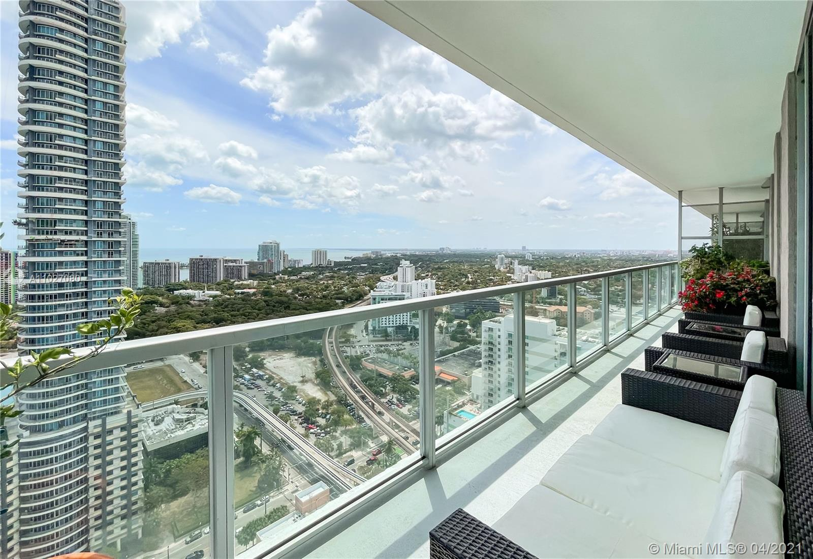 Axis on Brickell South Tower #3506-S - 79 SW 12th St #3506-S, Miami, FL 33130