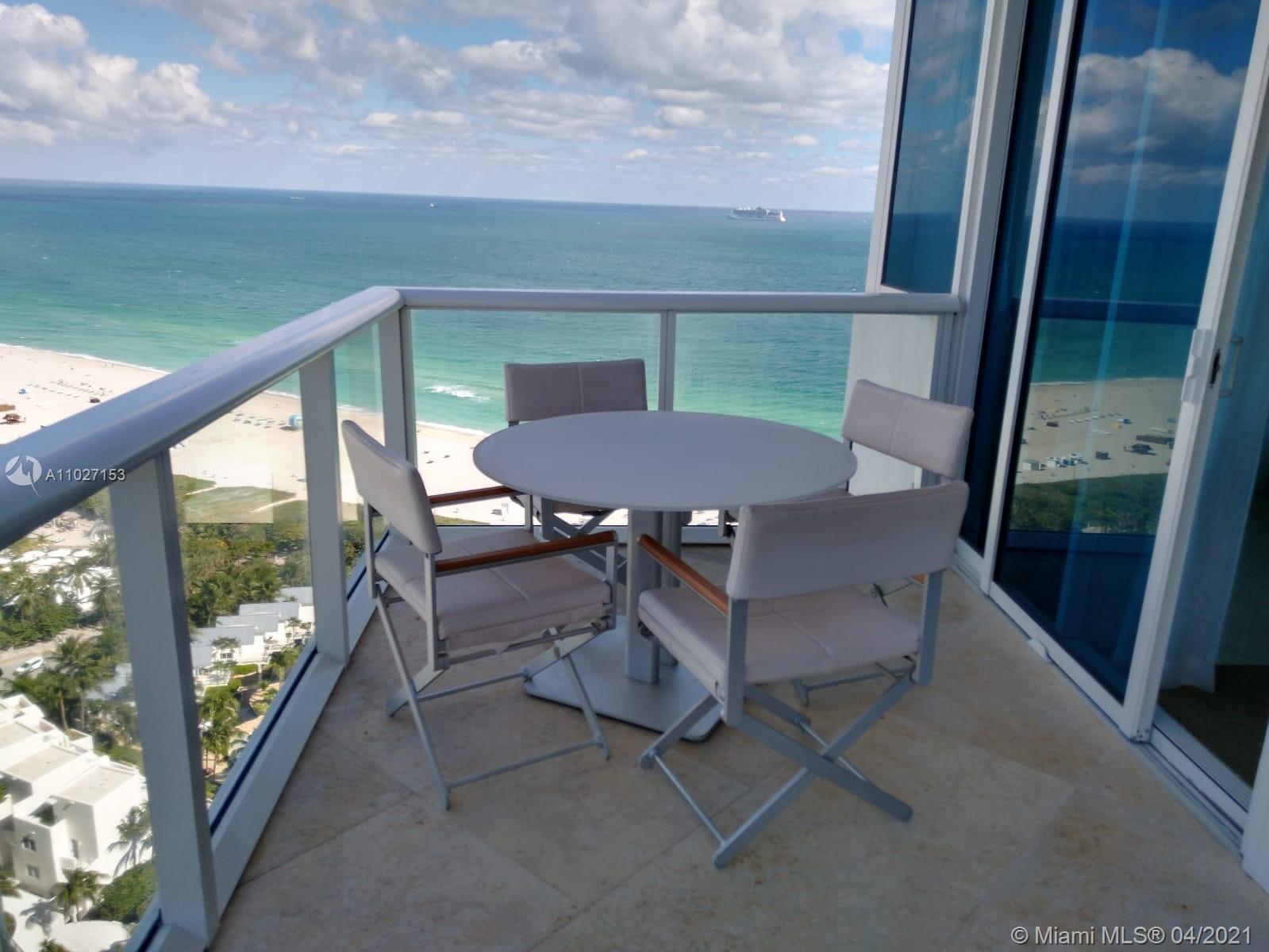 Continuum South #2509 - 100 S Pointe Dr #2509, Miami Beach, FL 33139