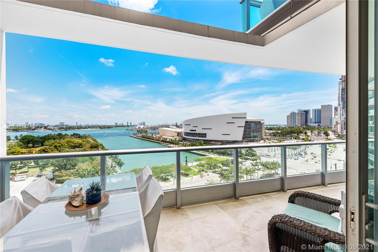900 Biscayne Bay #1103 - 900 Biscayne Blvd #1103, Miami, FL 33132