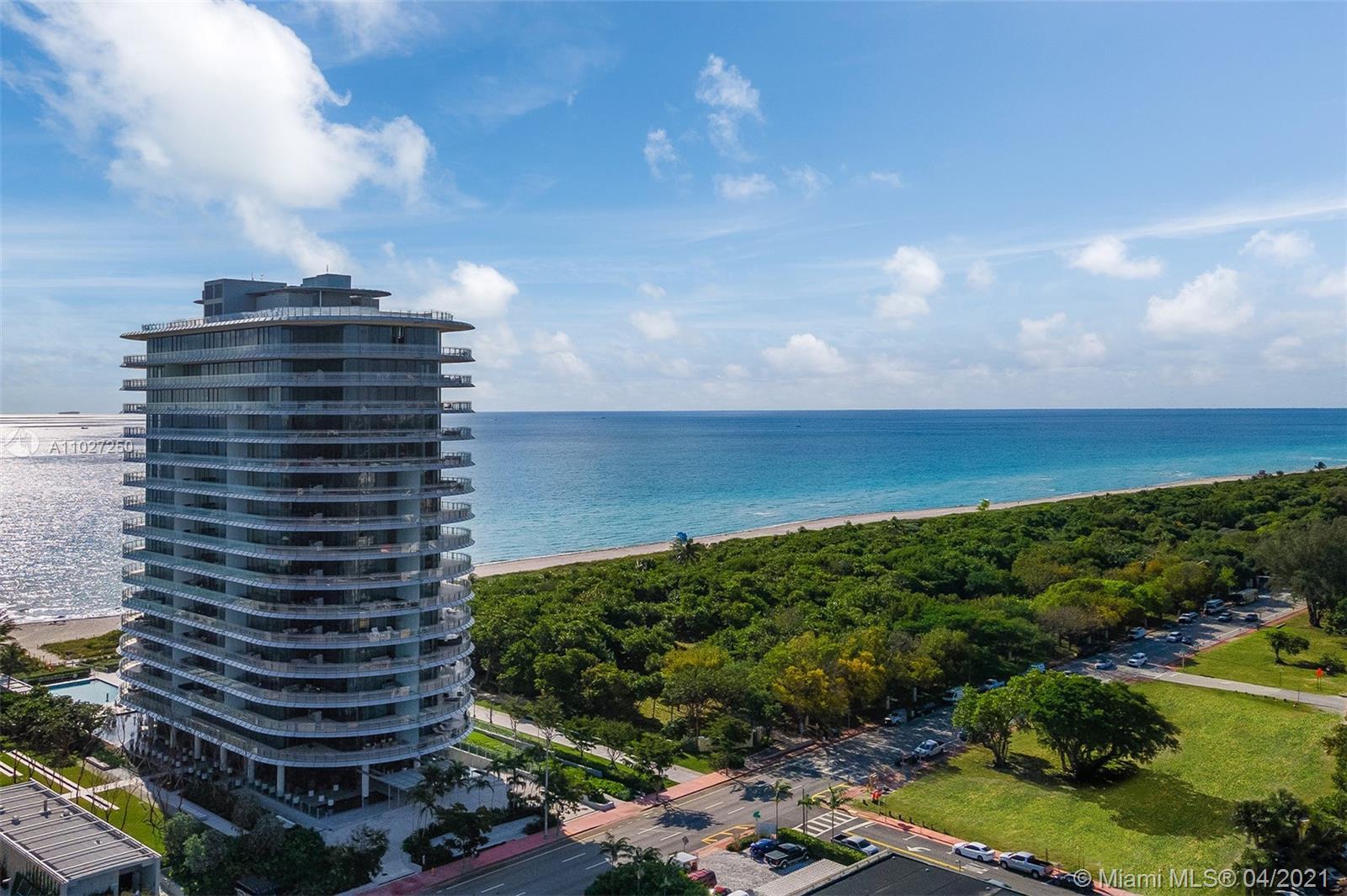 Eighty Seven Park #1601 - 8701 Collins Ave #1601, Miami Beach, FL 33154