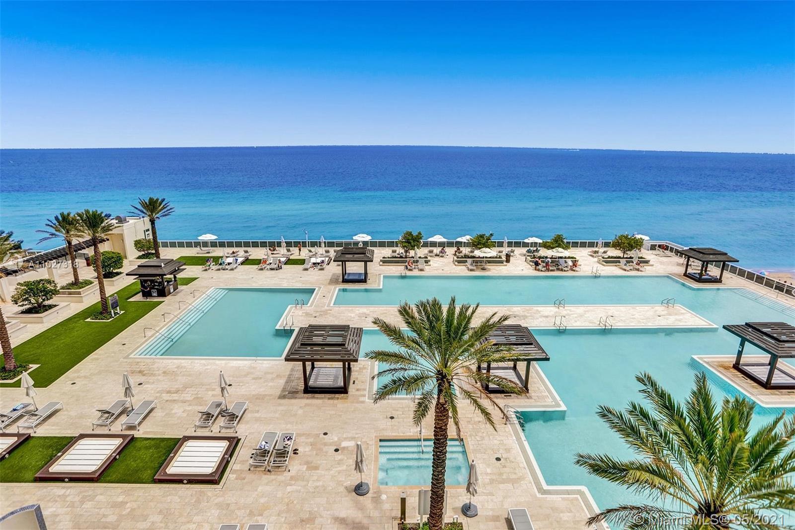 Beach Club I #1101 - 1850 S Ocean Dr #1101, Hallandale Beach, FL 33009