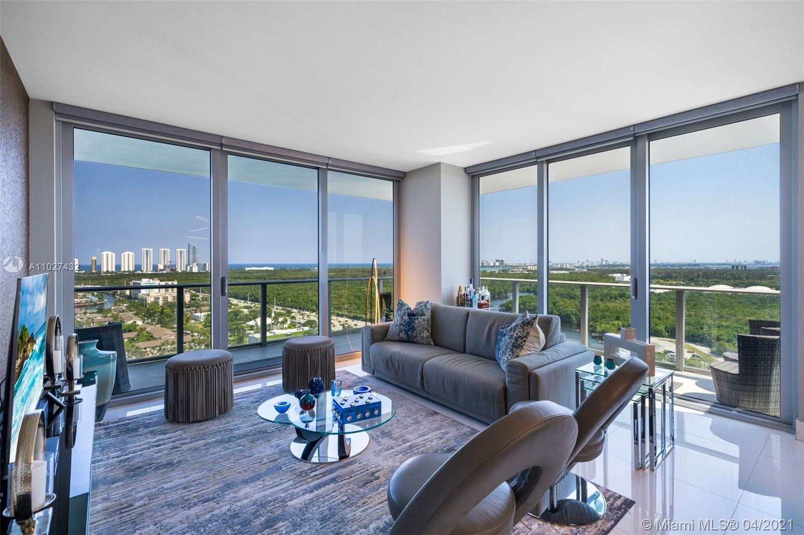 The Harbour #2321 - 16385 Biscayne Blvd #2321, North Miami Beach, FL 33160