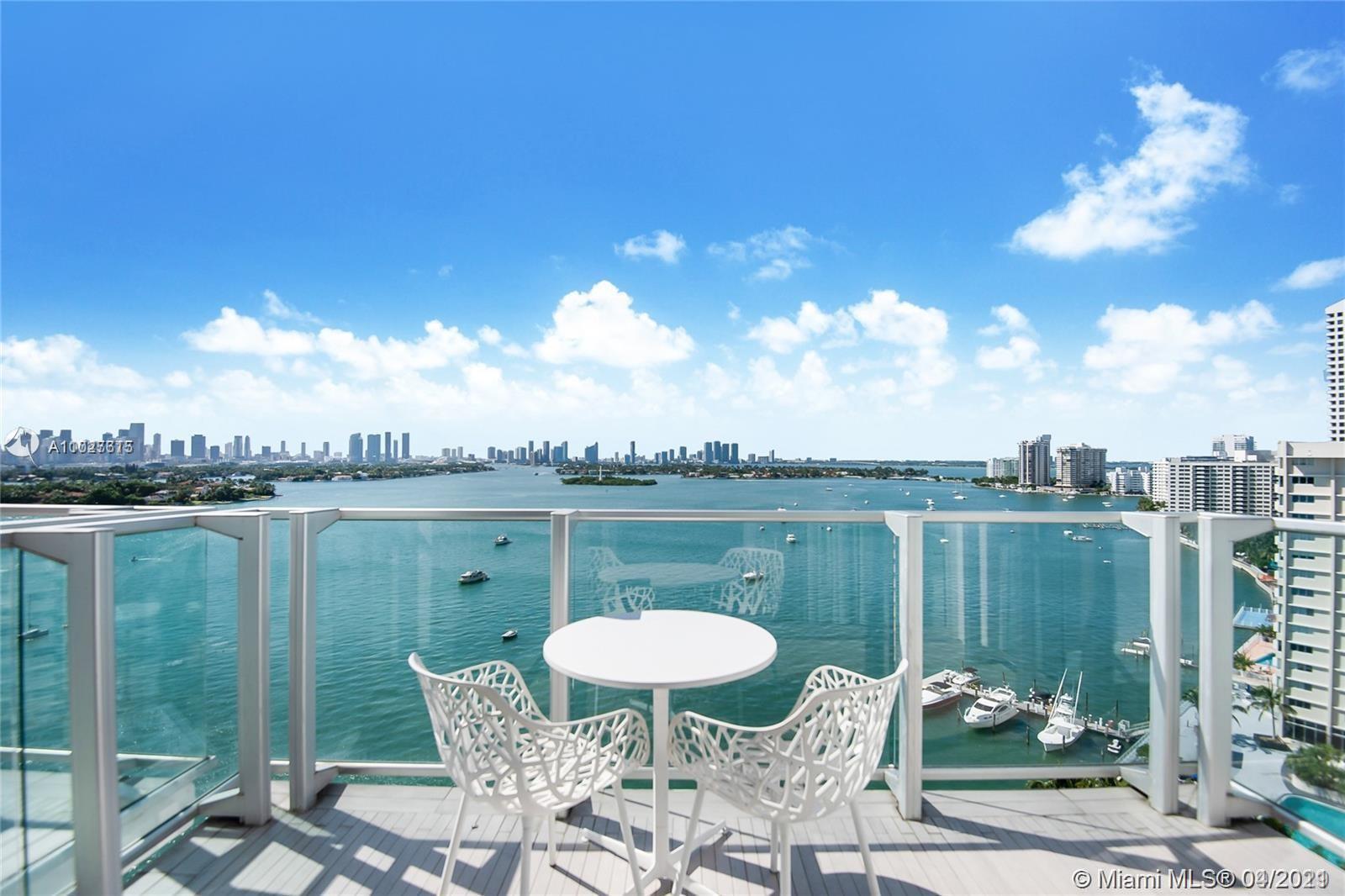 Mondrian South Beach #PH-24 - 1100 West Ave #PH-24, Miami Beach, FL 33139