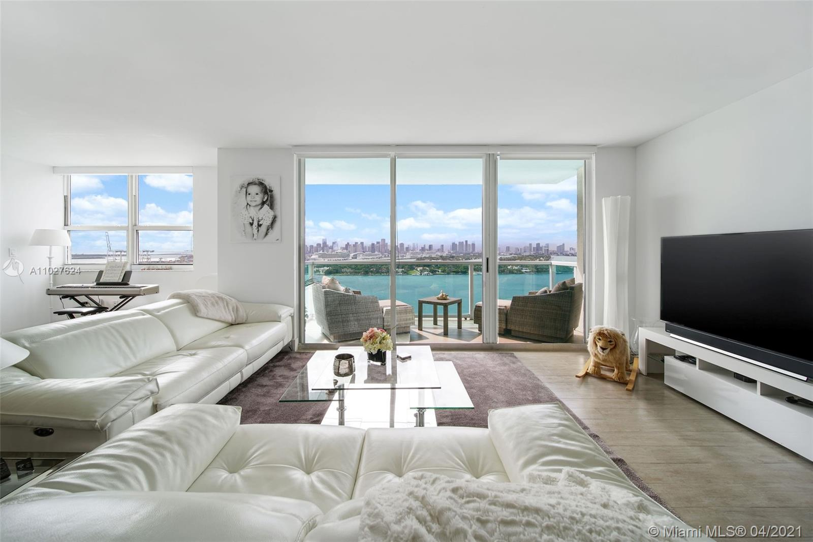 The Floridian #2107 - 650 West Ave #2107, Miami Beach, FL 33139