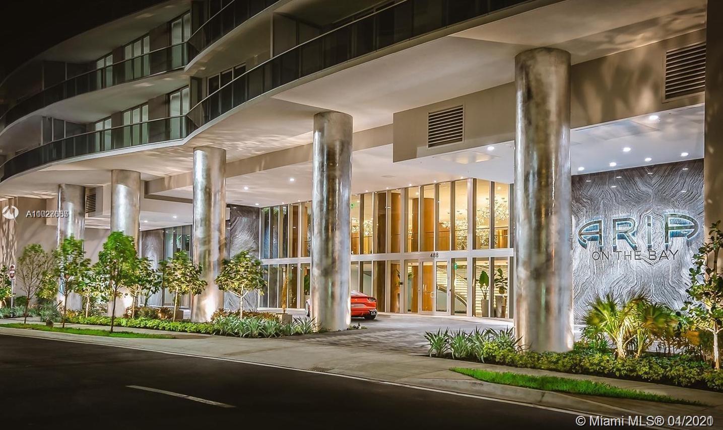 Aria on the Bay #501 - 488 NE 18th St #501, Miami, FL 33132