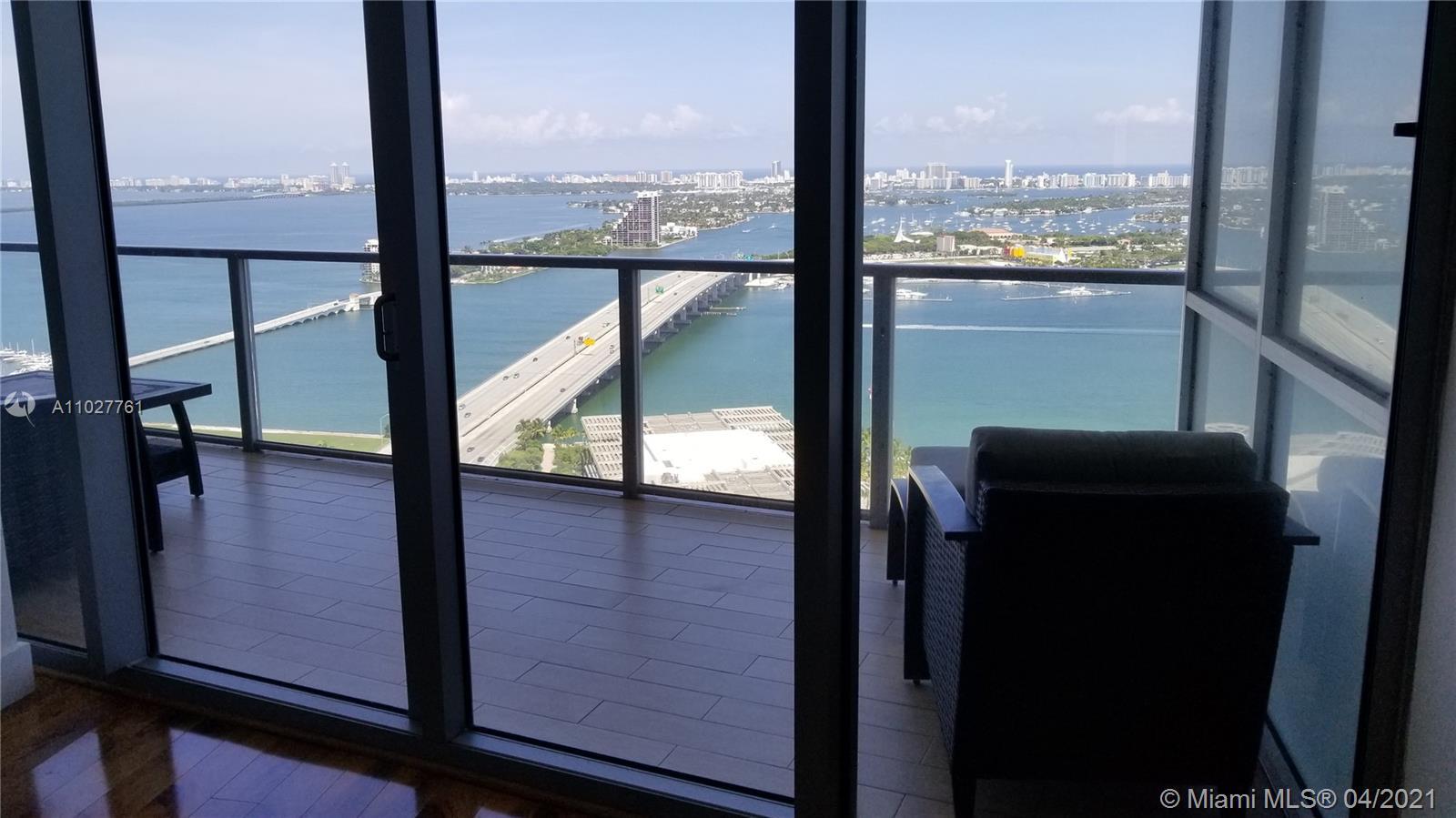 Marquis #3704 - 1100 Biscayne Blvd #3704, Miami, FL 33132