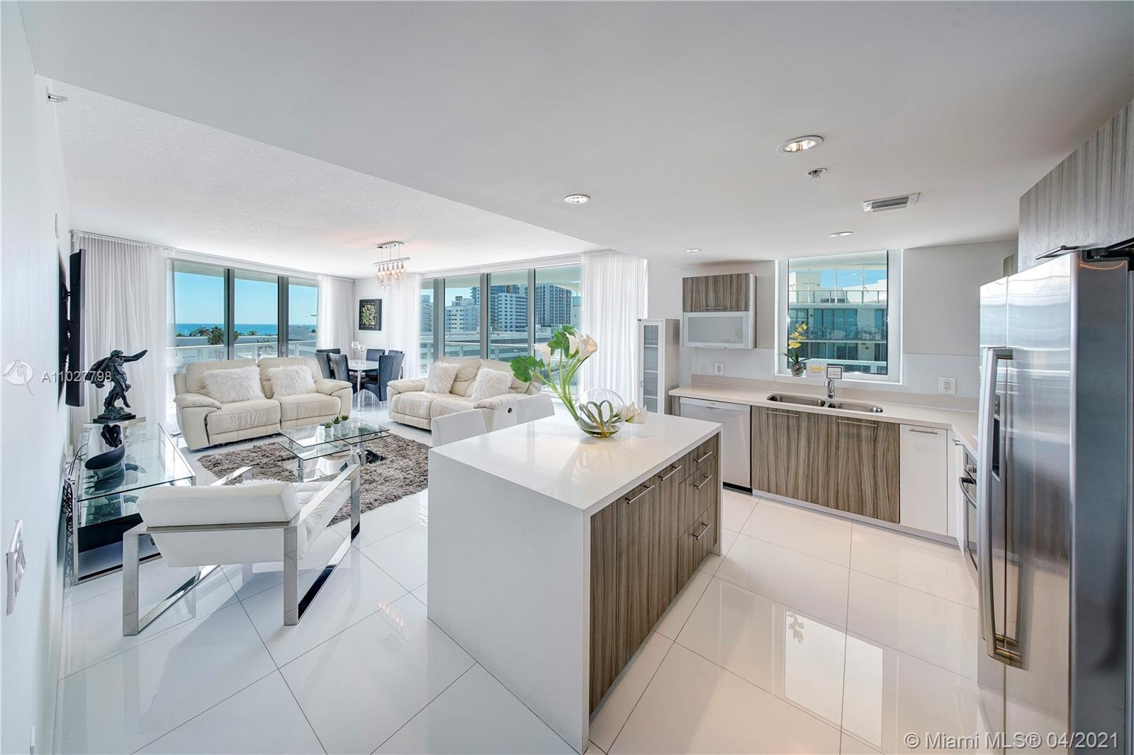 Eden House #702 - 6700 Indian Creek Dr #702, Miami Beach, FL 33141