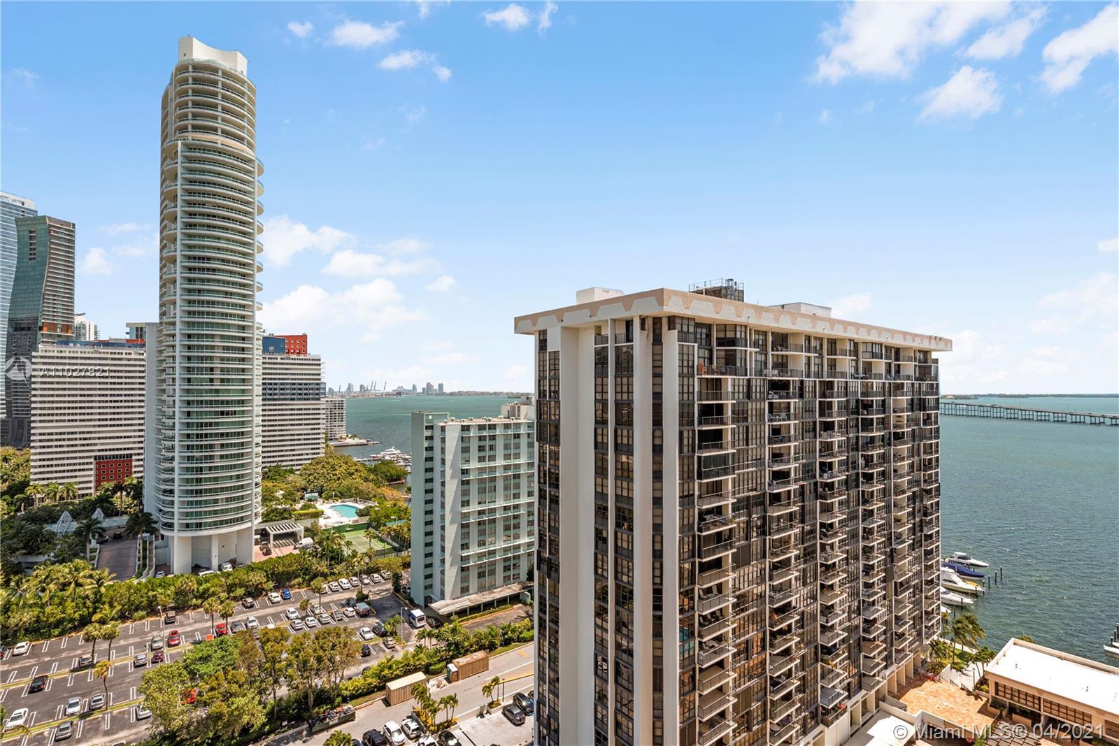 Brickell Place Tower B #B-2111 - 1901 Brickell Ave #B-2111, Miami, FL 33129