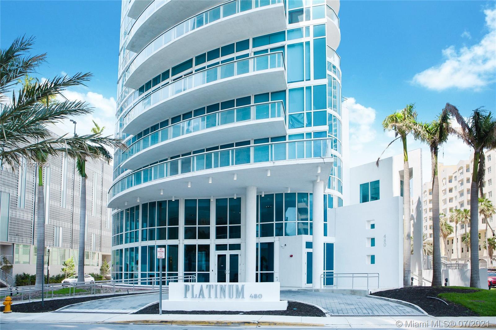 Platinum #1101 - 480 NE 30th St #1101, Miami, FL 33137