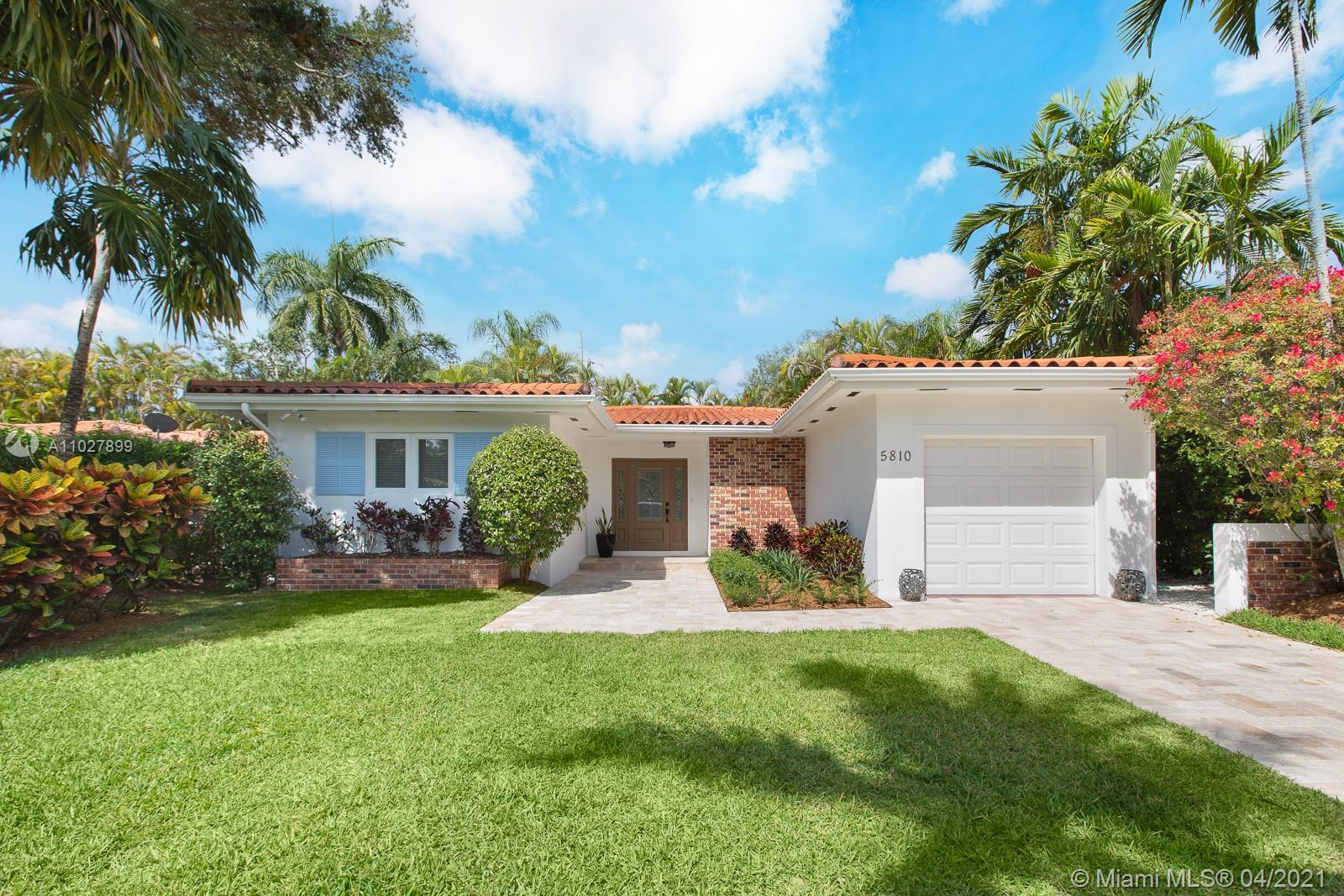 South Miami - 5810 Leonardo St, Coral Gables, FL 33146
