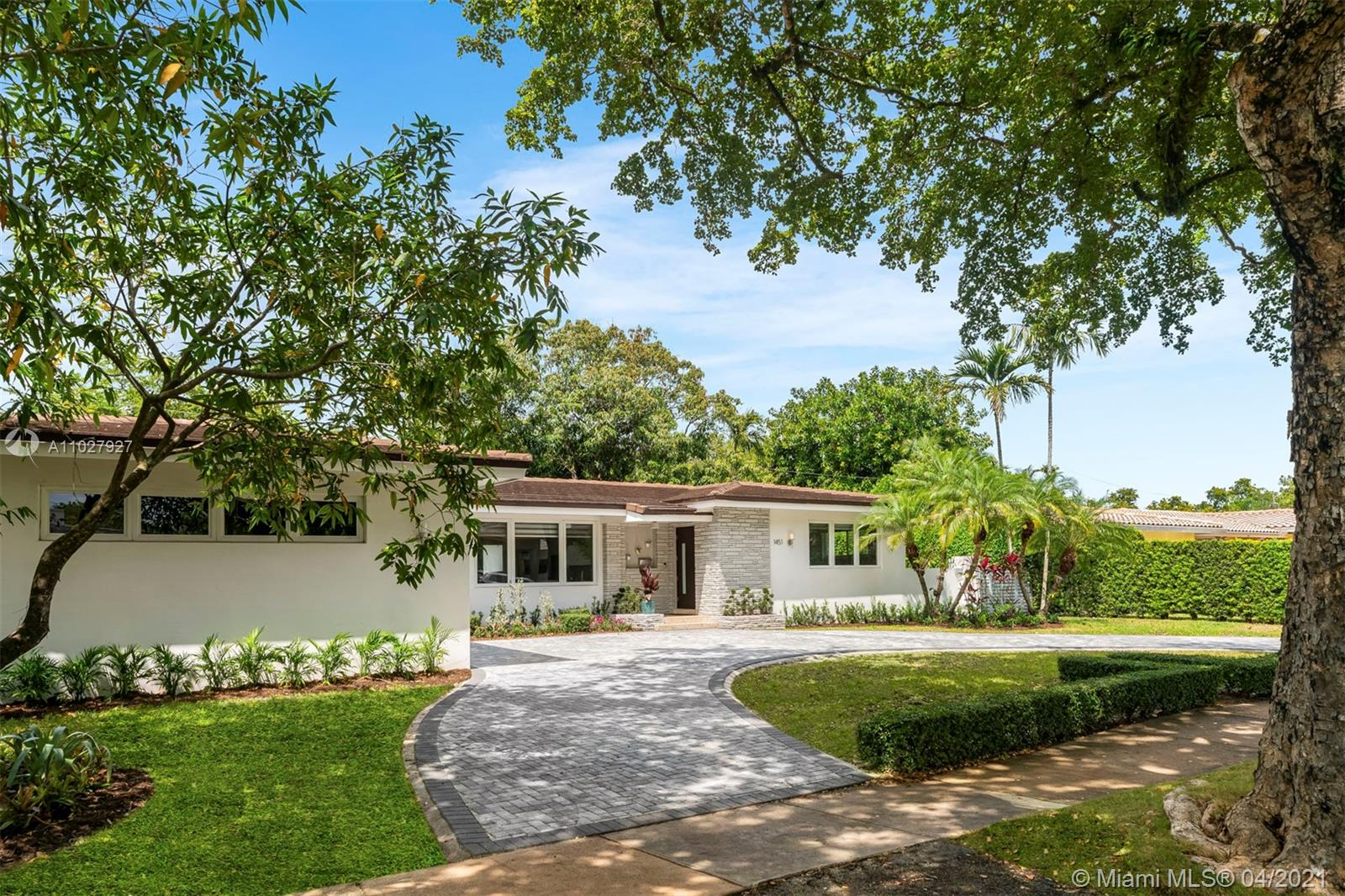 South Miami - 1451 Trillo Ave, Coral Gables, FL 33146