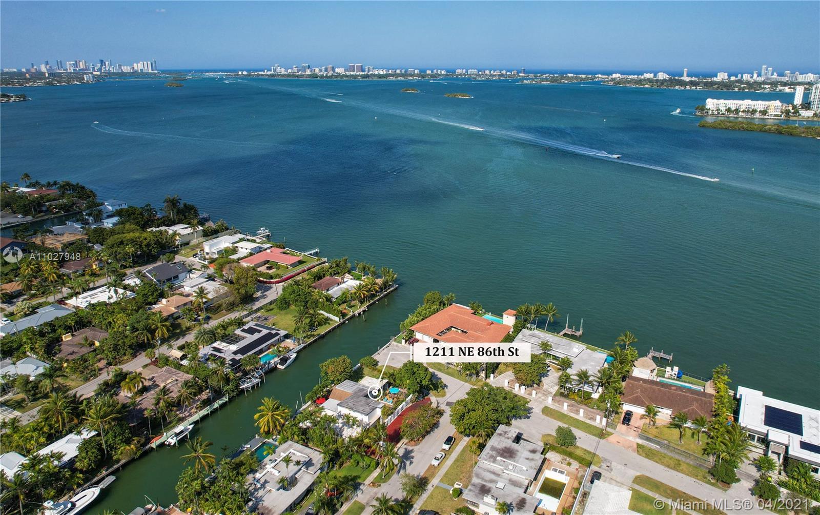 Shore Crest - 1211 NE 86th St, Miami, FL 33138