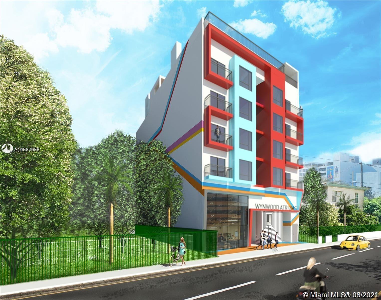 Wynwood Atriums #M3 - 136 NW 26  St #M3, Miami, FL 33129