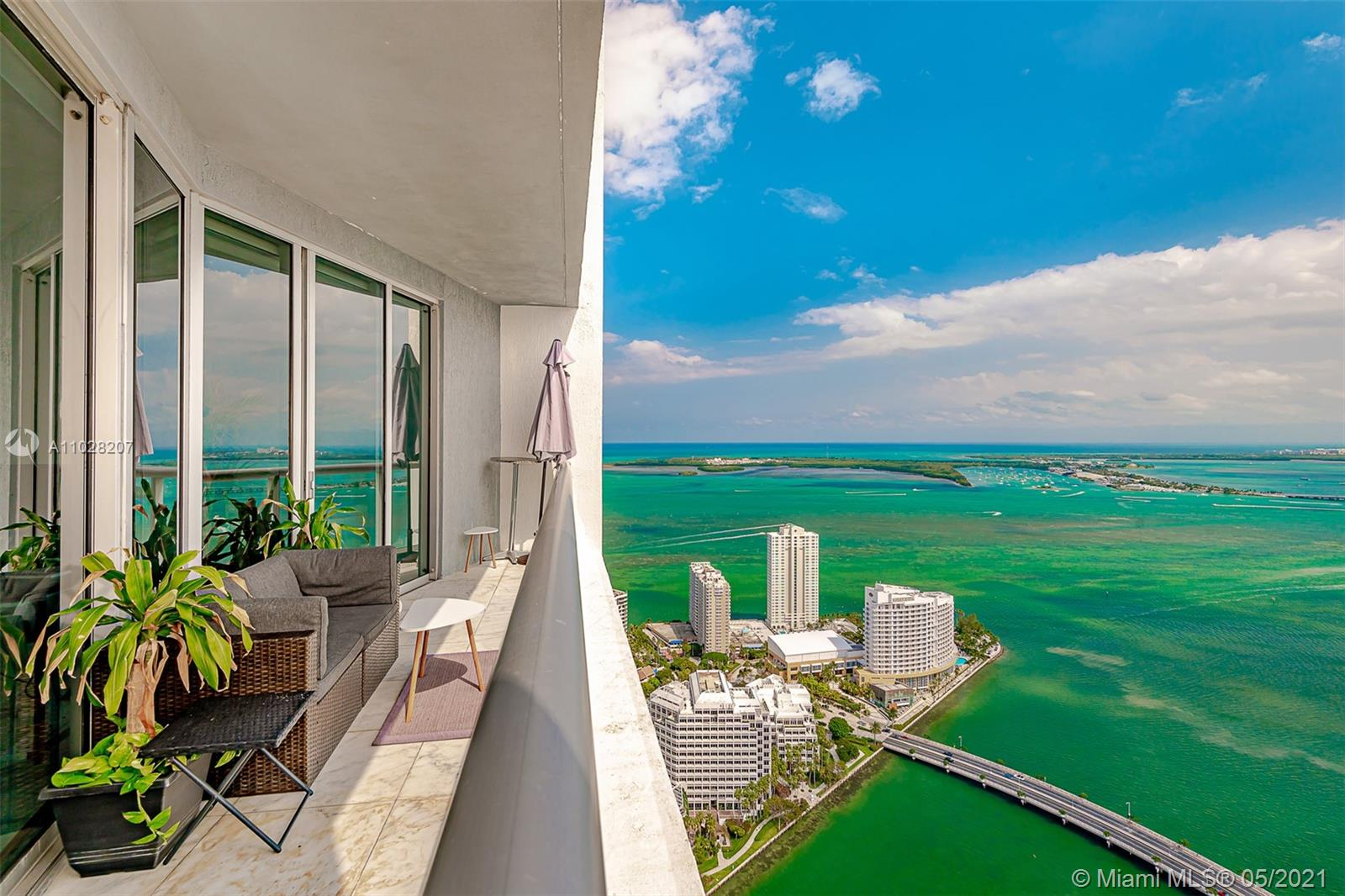 Icon Brickell 2 #5707 - 495 Brickell Ave #5707, Miami, FL 33131