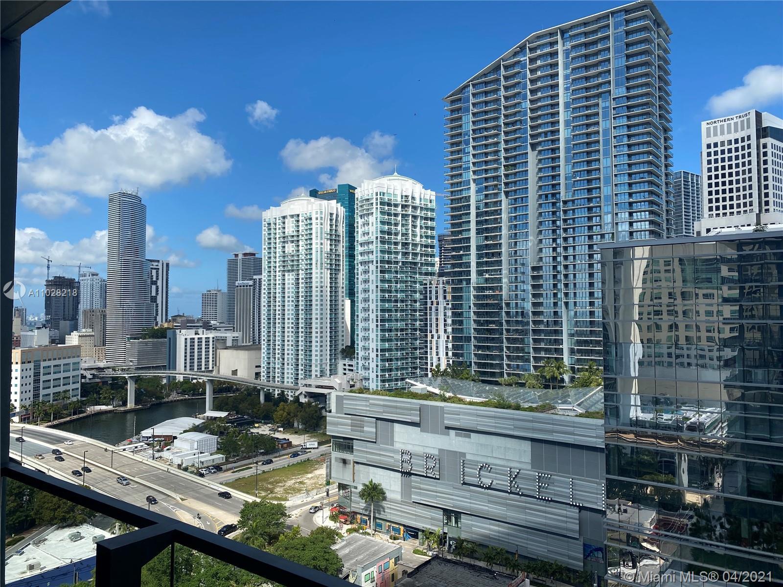 Rise Brickell City Centre #1509 - 88 SW 7th St #1509, Miami, FL 33130