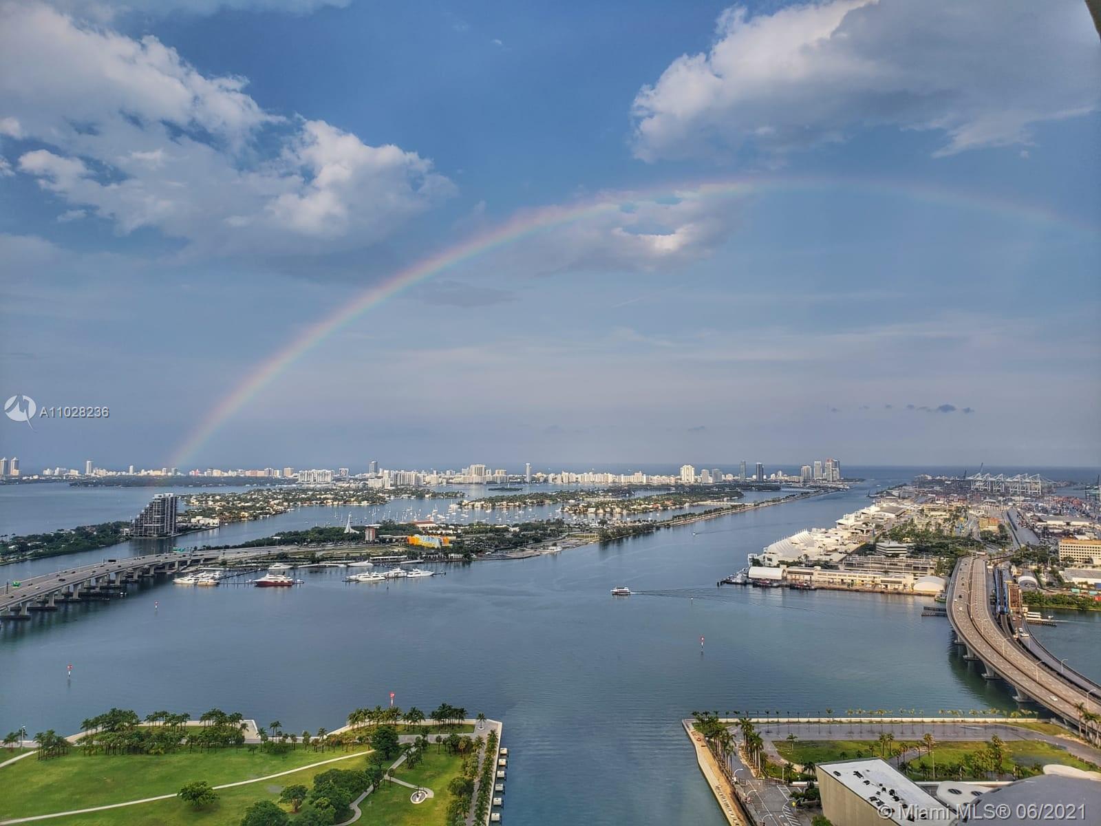 Marina Blue #4612 - 888 Biscayne Blvd #4612, Miami, FL 33132