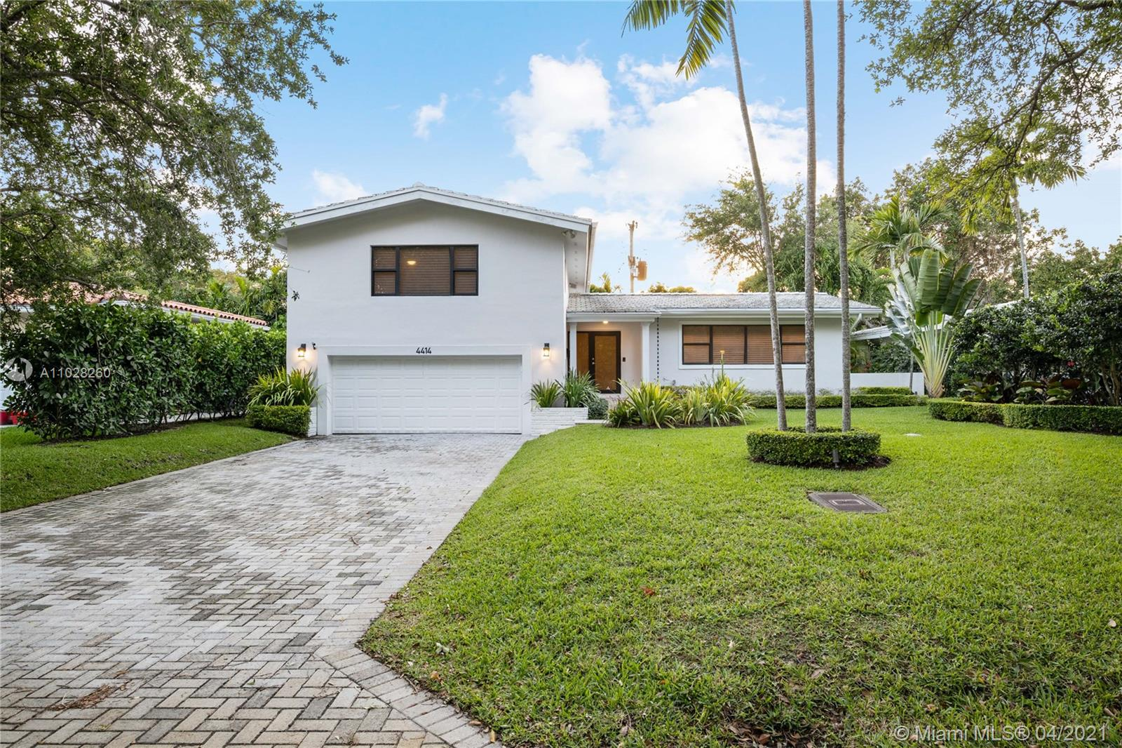 South Miami - 4414 Toledo St, Coral Gables, FL 33146