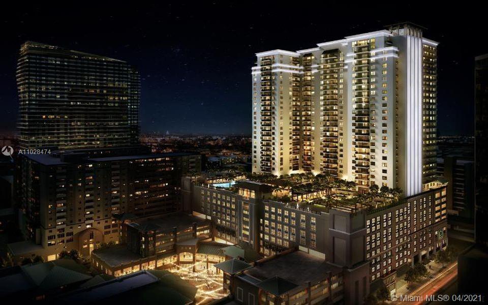 NINE at Mary Brickell #2815 - 999 SW 1st Ave #2815, Miami, FL 33130