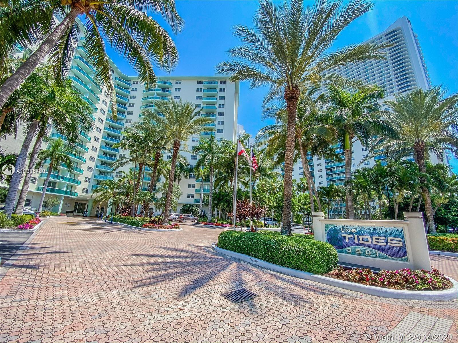 Tides, South Tower #5H - 3901 S Ocean Dr #5H, Hollywood, FL 33019