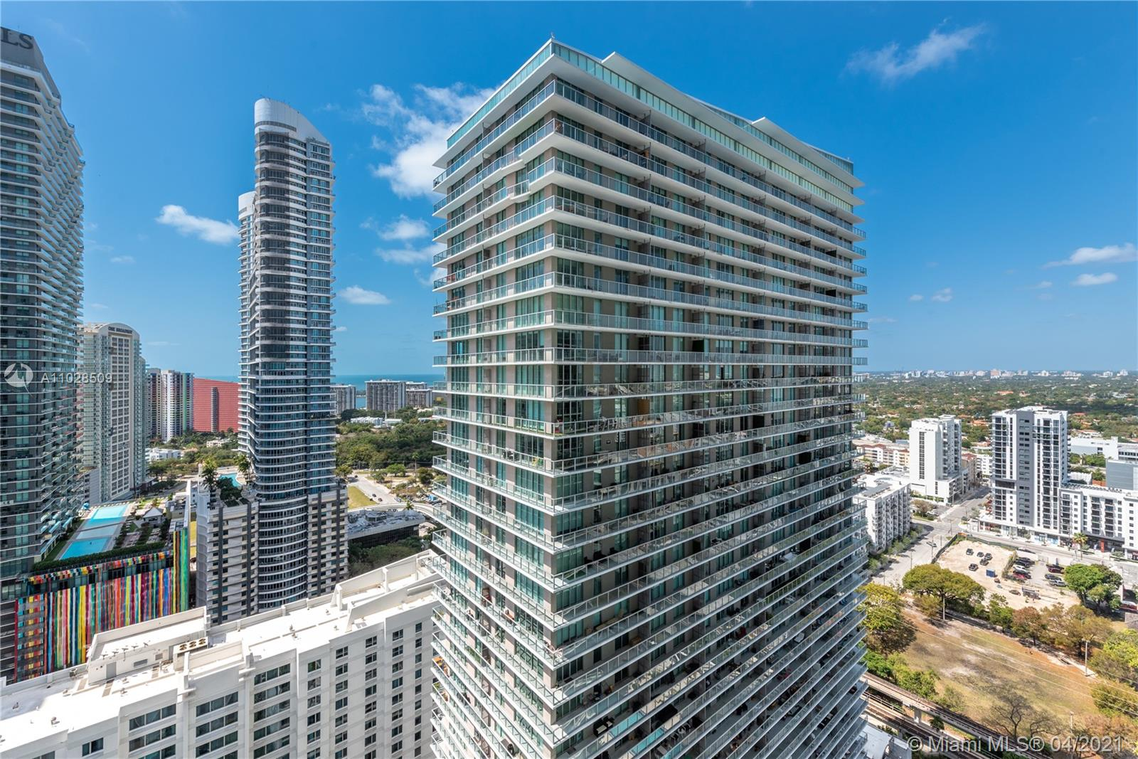 Axis on Brickell North Tower #3218-N - 1111 SW 1st Ave #3218-N, Miami, FL 33130