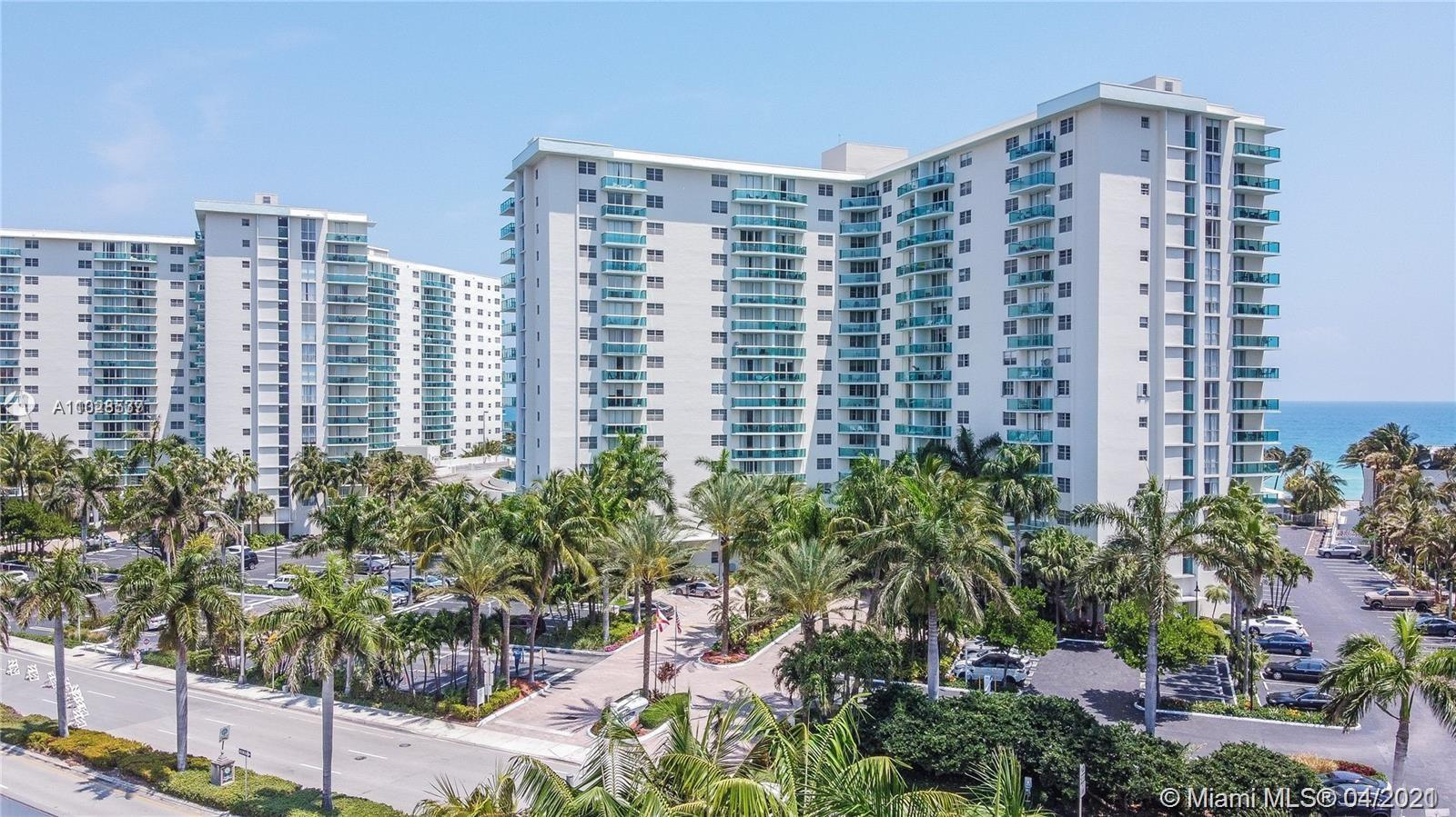 Tides, South Tower #8H - 3901 S Ocean Dr #8H, Hollywood, FL 33019