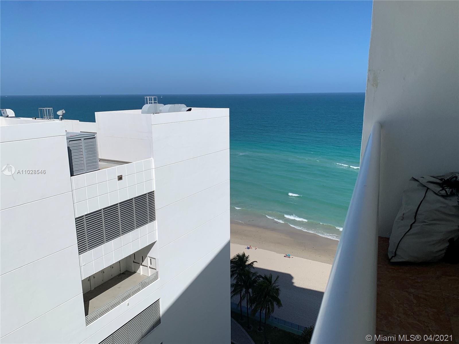 Sea Air Towers #1607 - 3725 S Ocean Dr #1607, Hollywood, FL 33019