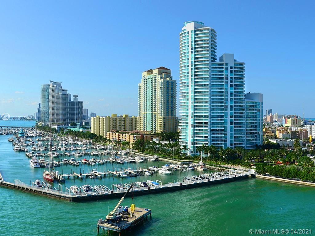 Murano At Portofino #3402 - 1000 S Pointe Dr #3402, Miami Beach, FL 33139