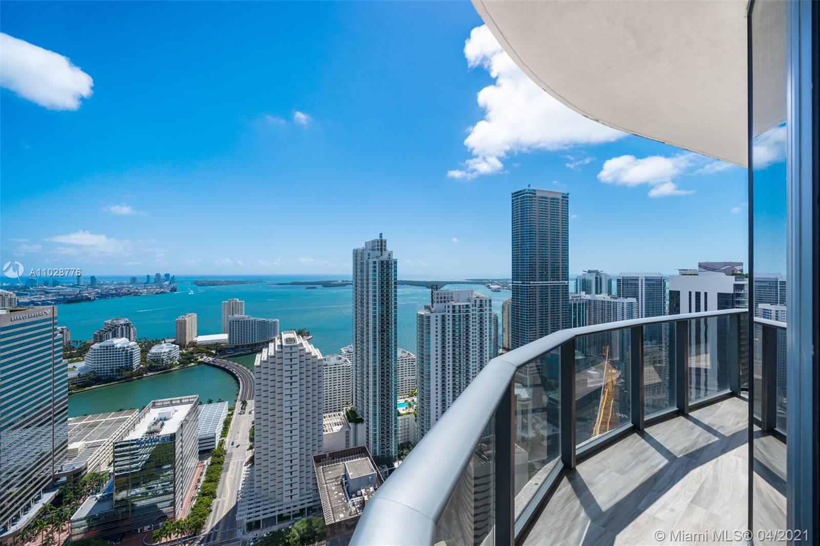 SLS Lux Brickell #5005 - 801 S Miami Ave #5005, Miami, FL 33130