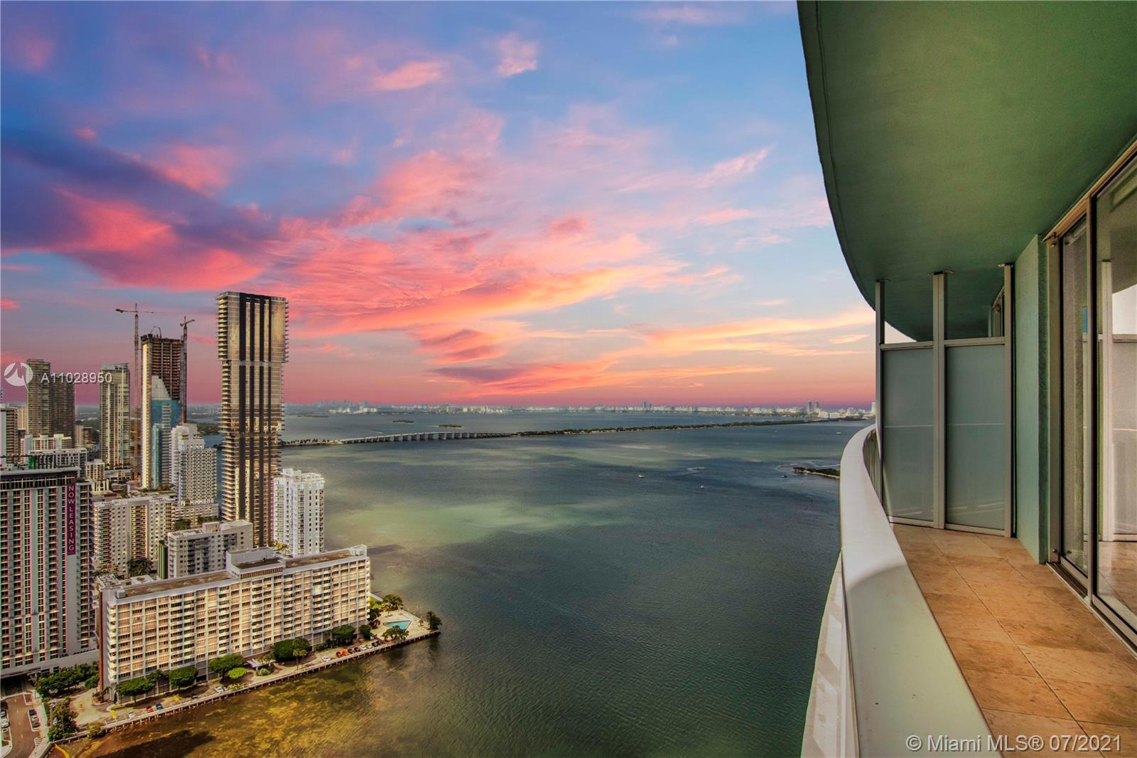 Quantum on the Bay #4006 - 1900 N Bayshore Dr #4006, Miami, FL 33132