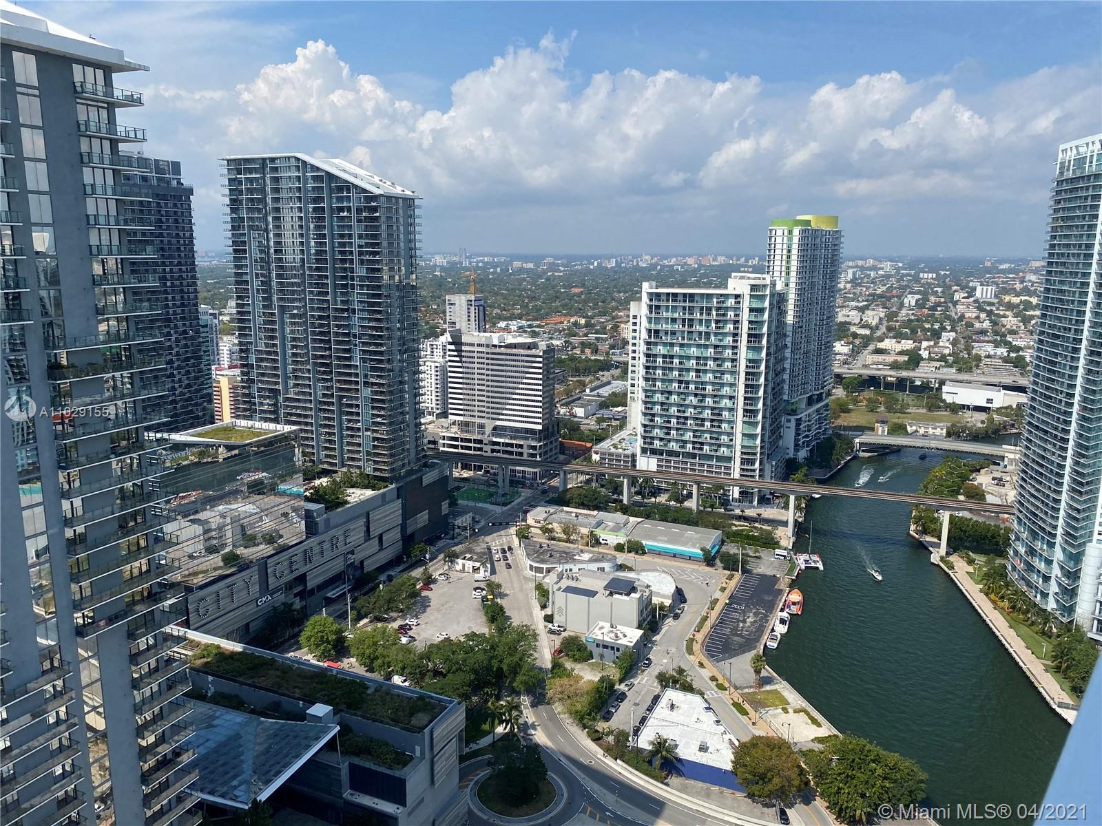 Brickell on the River South Tower #2414 - 41 SE 5th St #2414, Miami, FL 33131