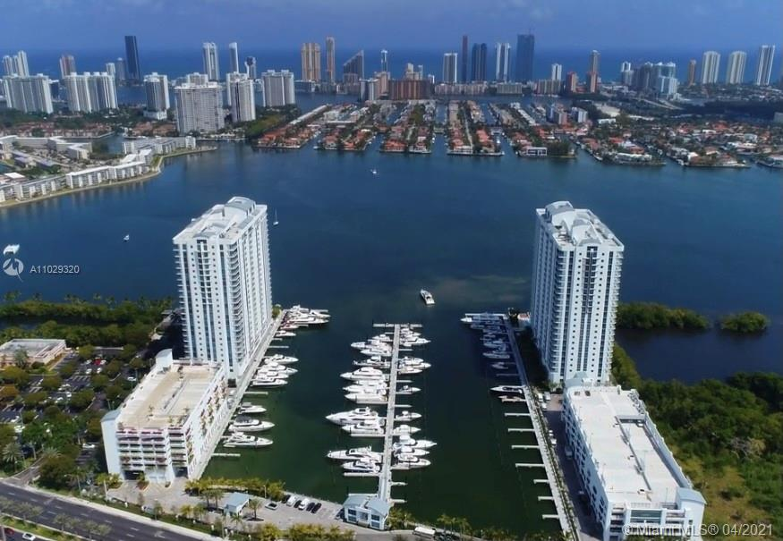 Marina Palms 1 #1610 - 17111 Biscayne Blvd #1610, North Miami Beach, FL 33160