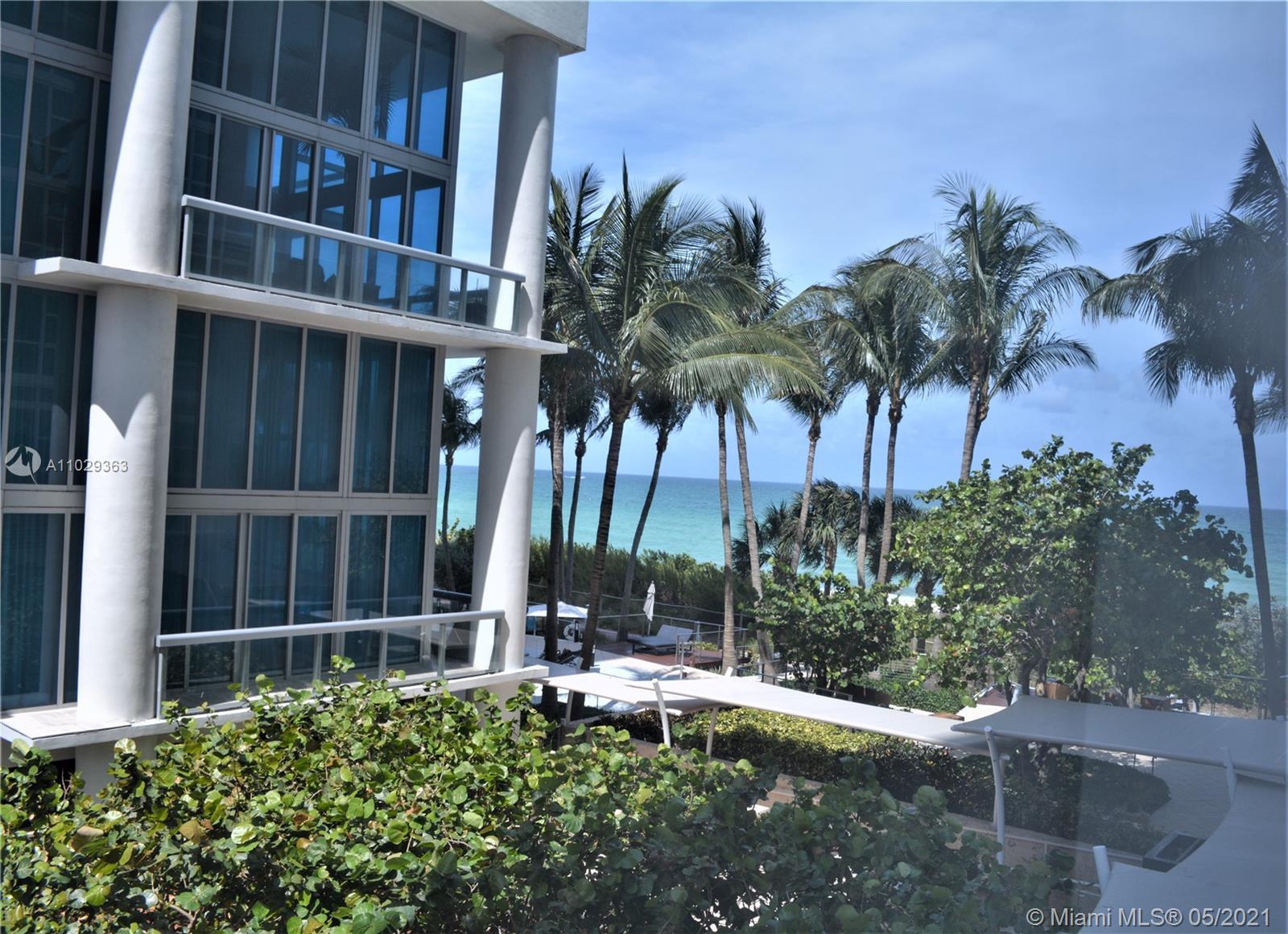 Carillon Hotel Tower #209 - 6801 Collins Ave #209, Miami Beach, FL 33141