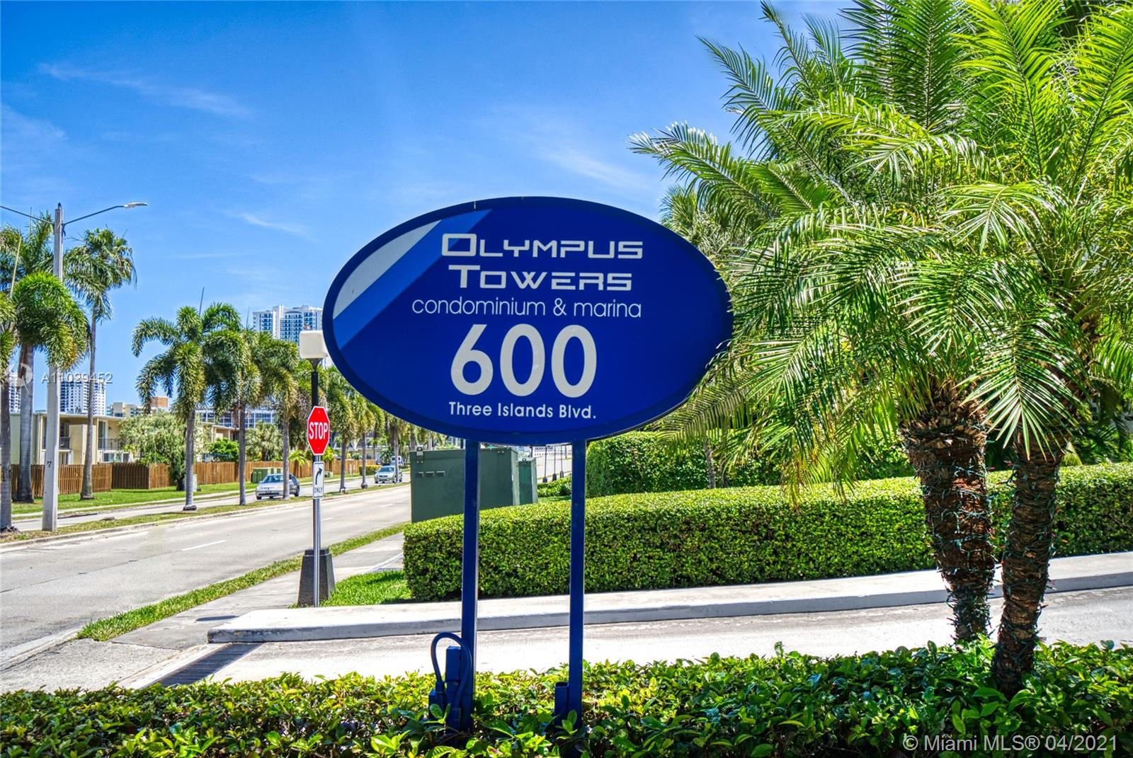 Olympus B #619 - 600 Three Islands Blvd #619, Hallandale Beach, FL 33009