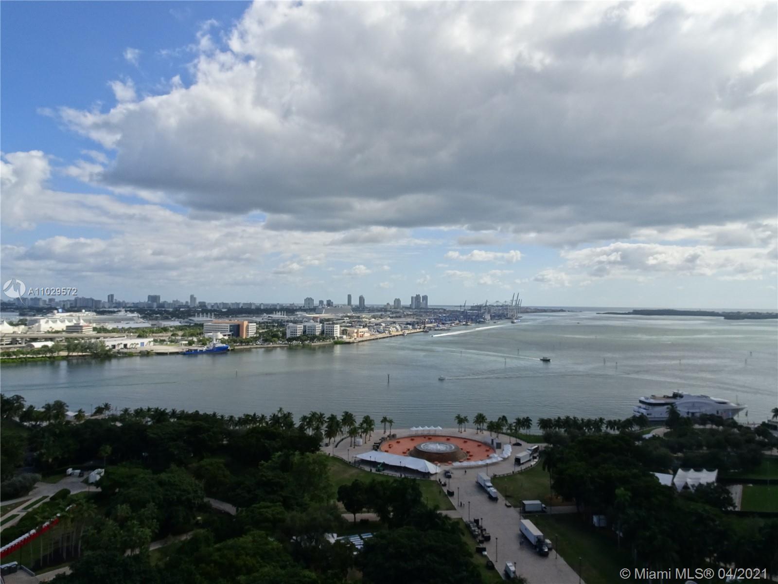 50 Biscayne #2206 - 50 Biscayne Blvd #2206, Miami, FL 33132