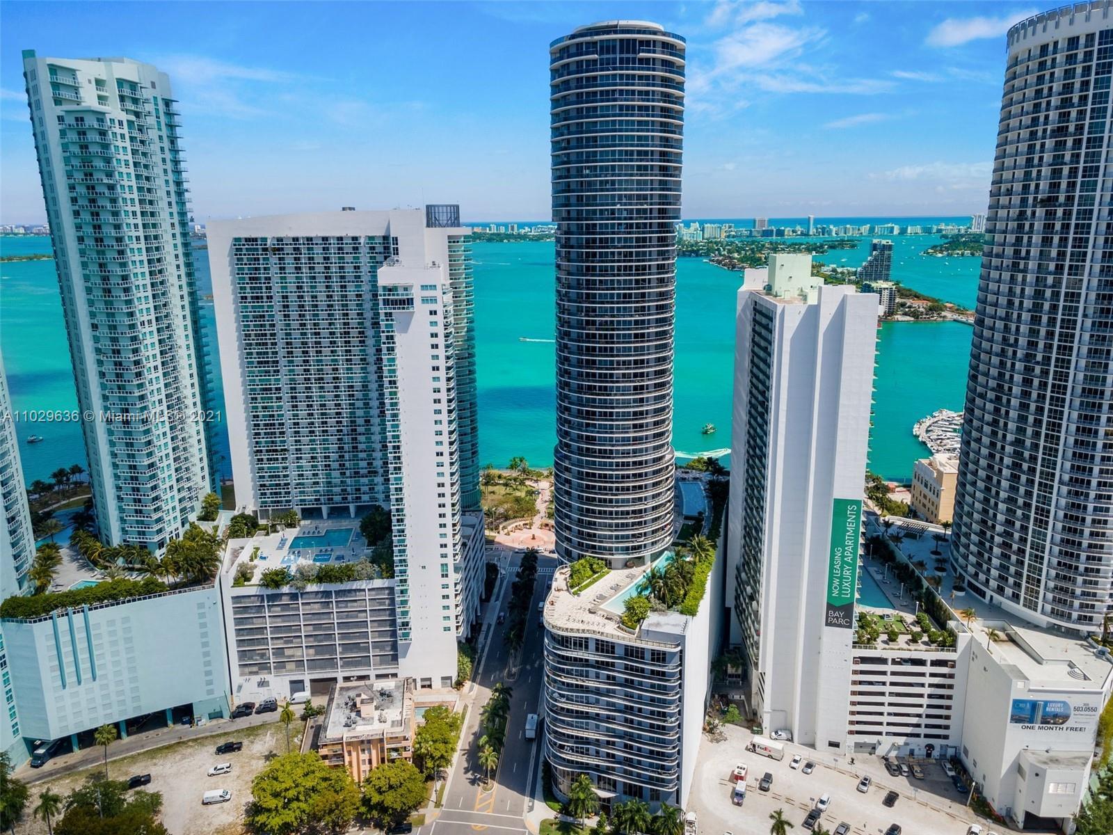 Aria on the Bay #1804 - 488 NE 18th Street #1804, Miami, FL 33132
