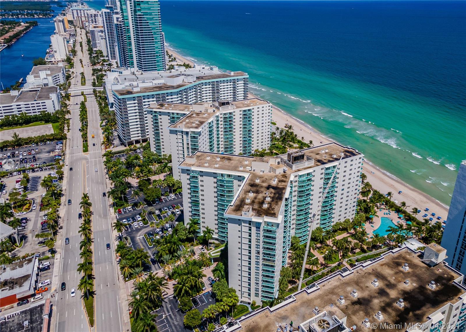 Tides, North Tower #5S - 3801 S Ocean Dr #5S, Hollywood, FL 33019