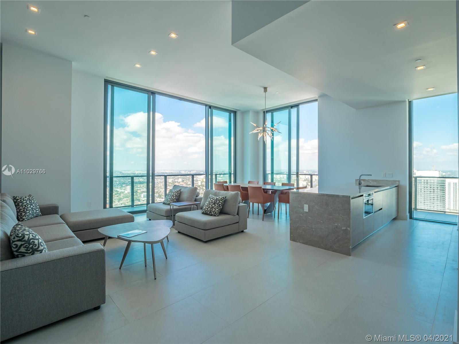 SLS Brickell #UPH7 - 1300 S Miami Ave #UPH7, Miami, FL 33130